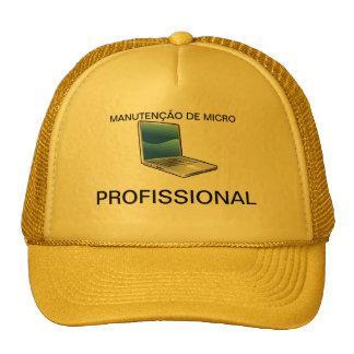 CAP PCLUBE TRUCKER HAT