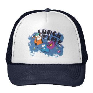 Cap Piranha motive: Lunch time Trucker Hat