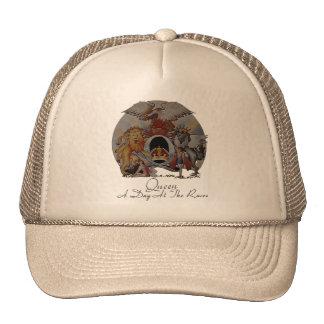 """Cap """"Queen (the Day Al The Races) """" Trucker Hat"""