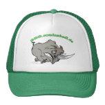 Cap rinoceronte furioso gorras de camionero