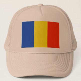 Cap - Romanian Flag