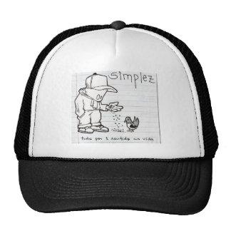 Cap Simplez Hardcorebanda Simplez of hardcore Trucker Hat