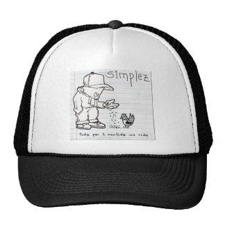 cap simplez trucker hat