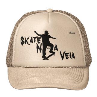 Cap skate in the vein (SKrock) Trucker Hat