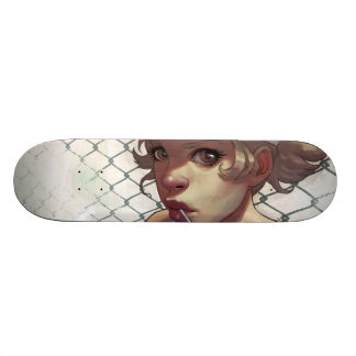 Cap Skateboard
