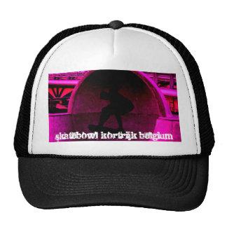 Cap Skatebowl Kortrijk Belgium Trucker Hat