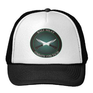 Cap soon combat with knives trucker hat