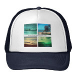 Cap Surf Country Trucker Hat
