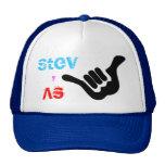 Cap surfer trucker hat