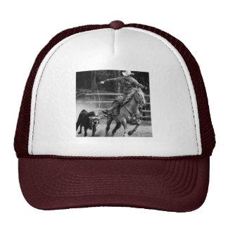 Cap Team Roping Trucker Hat