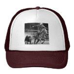 Cap Team Roping Trucker Hats