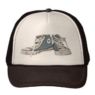cap TENNIS BACKWARD Trucker Hat