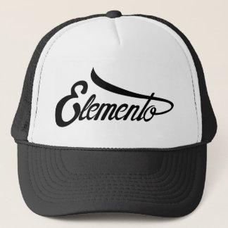 Cap Truck driver Element