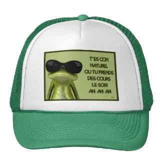cap truck-driver trucker hat
