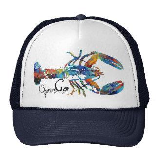 Cap Trucker Lobster SpearCo. Trucker Hat