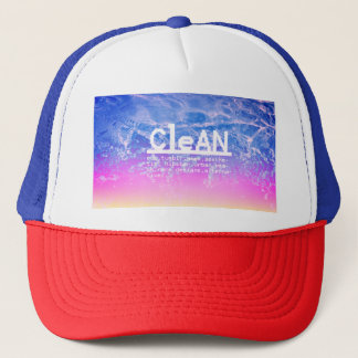 CAP TUMBLR SEA Unissex Soon Clean