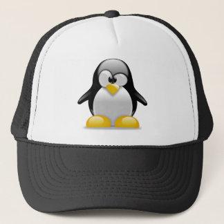 cap Tux Linux penguin