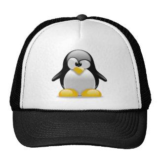 cap Tux Linux penguin Trucker Hat