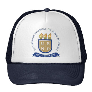 Cap UENP - Blue Marinho Trucker Hat