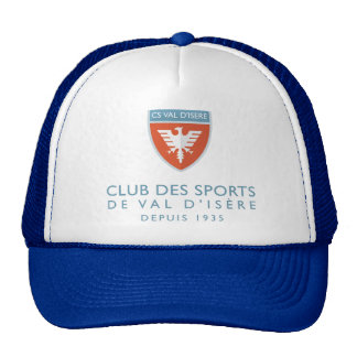 Cap Valley of Isere Trucker Hat