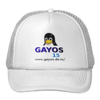 Cap veraniegas con GAYOS 15-Logo Gorras De Camionero