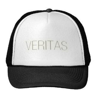 "Cap: ""VERITAS"" Mesh Hats"