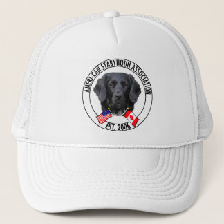 Cap with Ameri-Can Stabyhoun Association logo