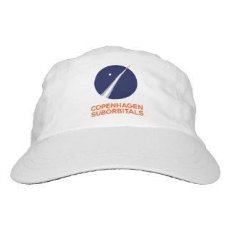 Cap with CS logo printed