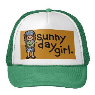 cap your beach head. trucker hat