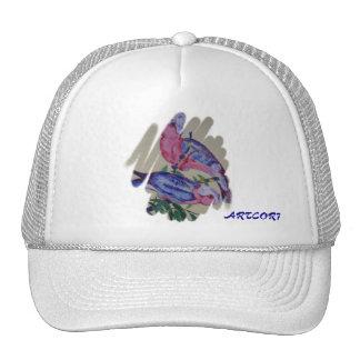 CAP - ZAZZ BIRDS TRUCKER HAT