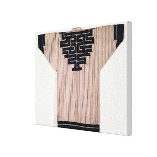 Capa Ainu, siglo XIX Impresiones En Lona