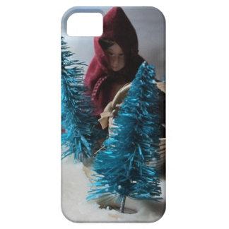 Capa con capucha roja, caso del iPhone 5 Funda Para iPhone SE/5/5s