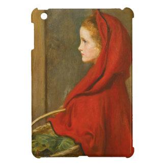 Capa con capucha roja por Millais