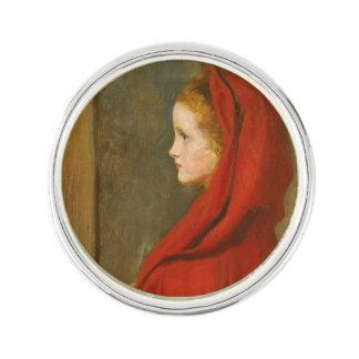 Capa con capucha roja por Millais Pin
