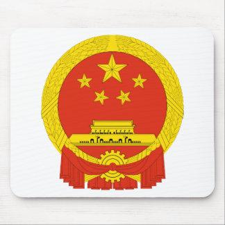 Capa de China del NC del brazo Alfombrilla De Ratones