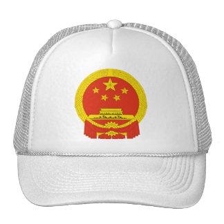 Capa de China del NC del brazo Gorra