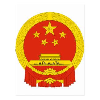 Capa de China del NC del brazo Postal