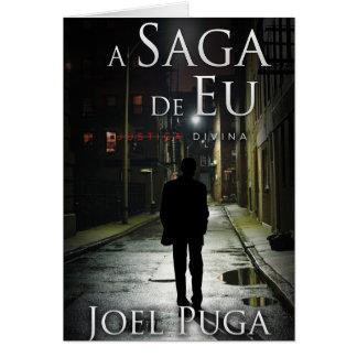 """Capa de """"Justiça Divina"""" por Joel Puga Card"""