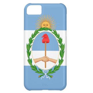 capa de la Argentina Carcasa Para iPhone 5C