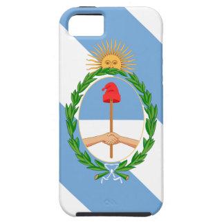 capa de la Argentina iPhone 5 Carcasa