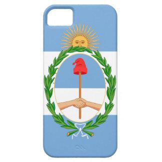 capa de la Argentina iPhone 5 Carcasas