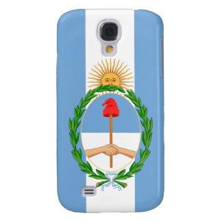 capa de la Argentina Funda Samsung S4