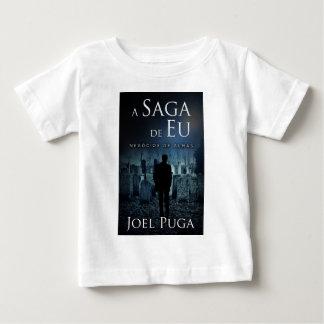 """Capa de """" Negócios de Almas"""" por Joel Puga Tshirts"""