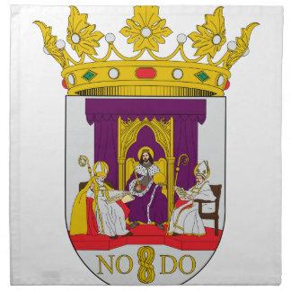 Capa de Sevilla (España) de Arms1 Servilleta De Papel