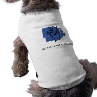 Capa del gato de MSA Camisa De Perrito