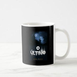 """Capa do livro """"O Último"""" do autor Joel Puga. Coffee Mug"""