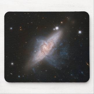 Capa galáctica alfombrillas de raton