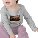 Capa - herencias de familia camisetas