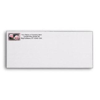Capa incompleta descolorada de la imagen color de  sobres
