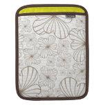 Capa IPad Moments Floral Bolsas Para iPad
